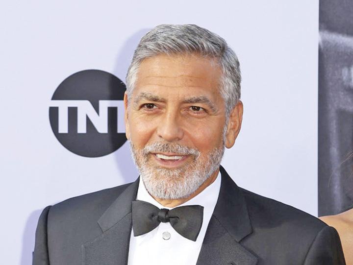 George Clooney Milionarii divertismentului