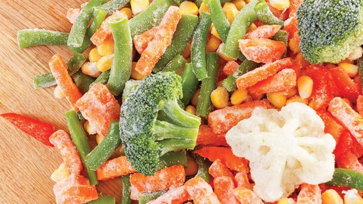Legume congelate Scandalul Listeria: legumele congelate, etichete speciale