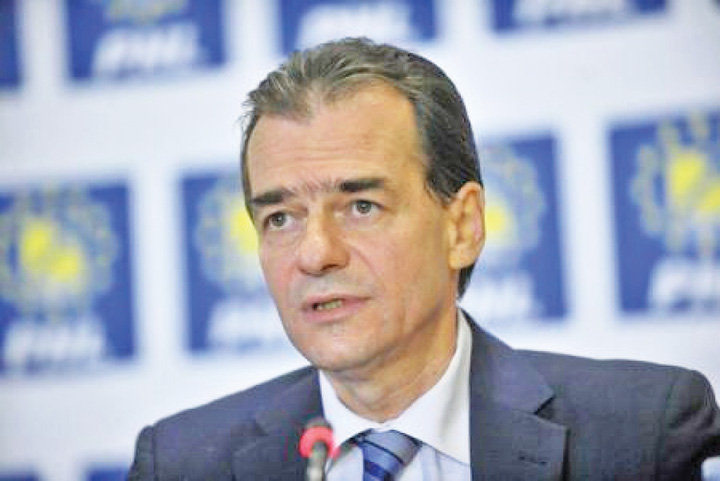 Ludovic Orban Orban, disperat de pierderea sefiei PNL