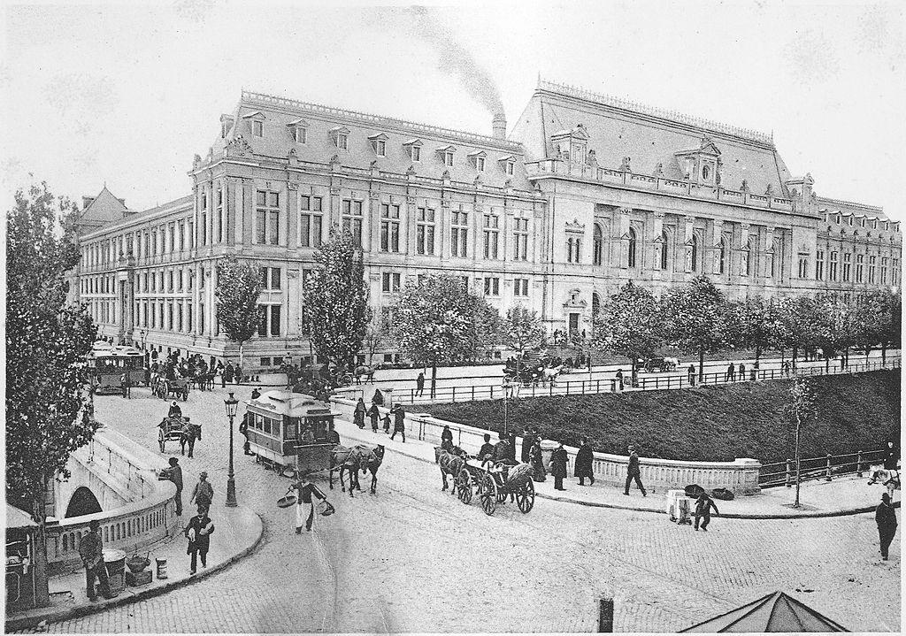 Palatul Justiţie in epoca Palatul Justiției, prinos înaltei instituțiuni (I)