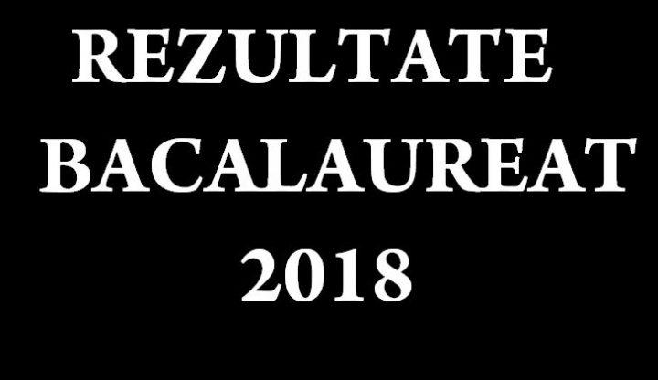 REZULTATE 720x416 BACALAUREAT 2018. Primele rezultate vor fi afisate miercuri