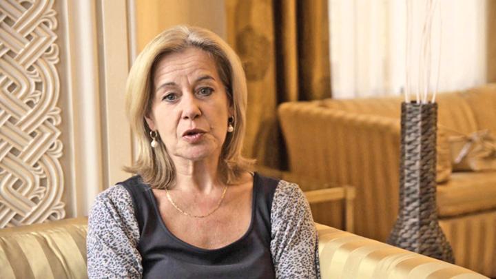 """Stella Ronner Grubacic OLANDA Tariceanu le cere ambasadorilor sa faca """"ciocu' mic"""""""