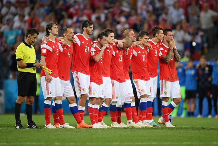 amoniac Fotbalistii rusi au tras pe nas amoniac