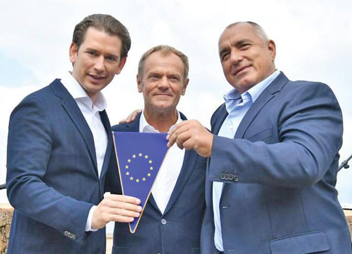 austria Austria preia carma UE