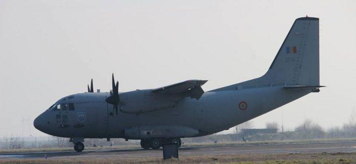 avion 720x333 Romania vine in ajutorul Greciei cu doua avioane, unul configurat pentru stingerea incendiilor
