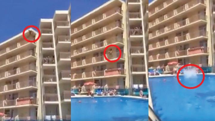 balcon1 Balconing ul face ravagii in Baleare