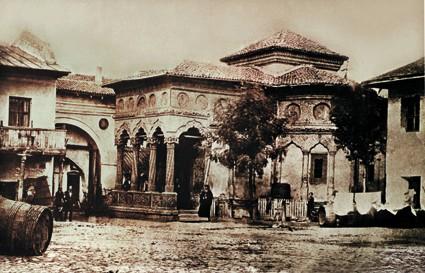 biserica la 1860 Stavropoleos, de la simplitate arhitecturală la unicitate artistică (I)