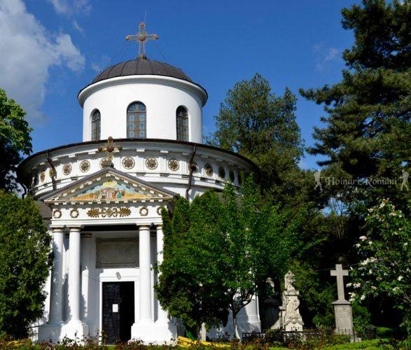 biserica teiul doamnei 587x500 Biserica Teiul Doamnei, ctitorie a lui Vodă Ghica