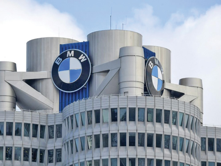bmw Ungaria are prima uzina BMW din Europa de Est