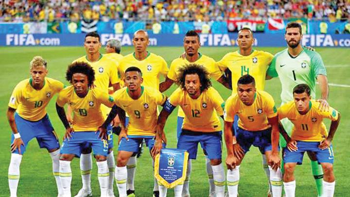 brazilia Favoritele caselor de pariuri la castigarea titlului de campioana a lumii