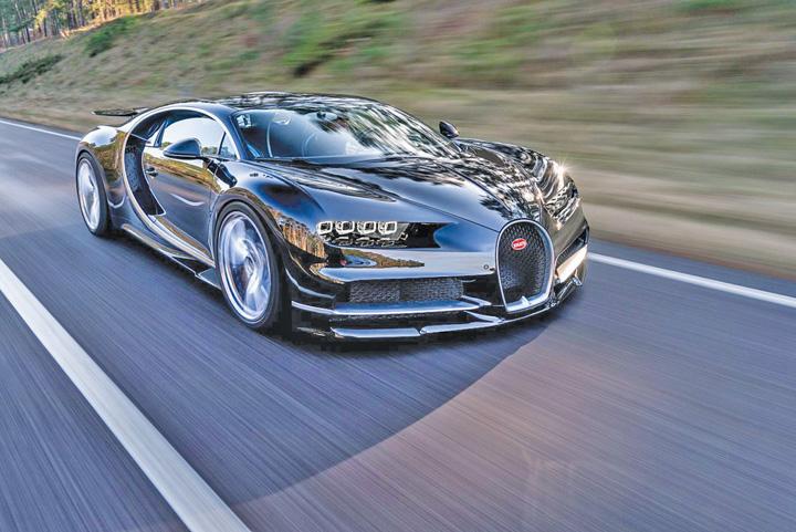 bugatti Airbagurile romanesti strica socotelile Bugatti