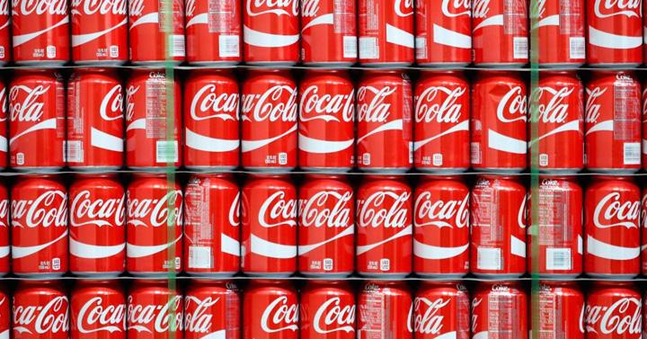 cola medalion Coca Cola s a scumpit in SUA