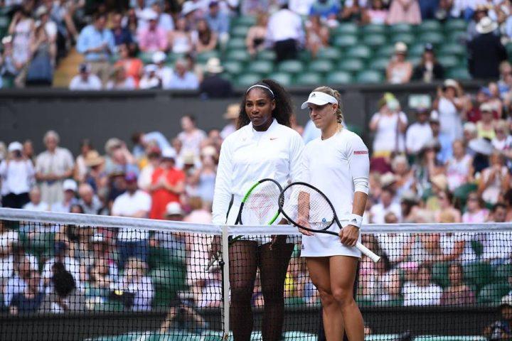 finala 720x480 Kerber castiga primul sau titlu la Wimbledon, dupa victoria contra Serenei Williams
