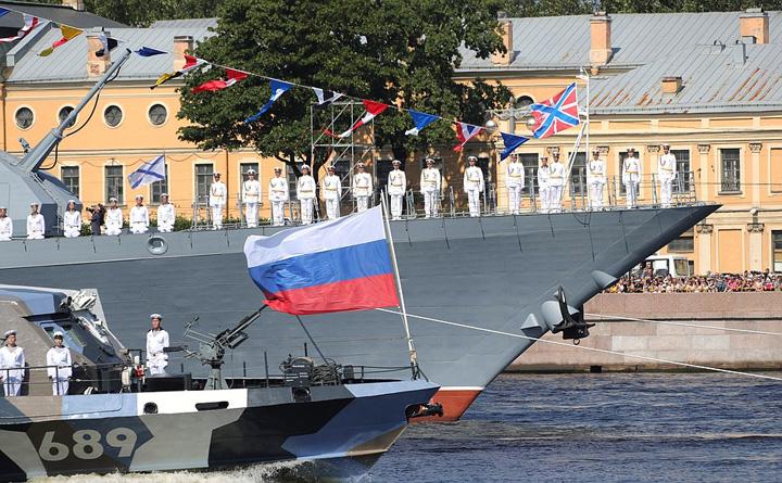 flota 4 Putin anunta o superflota marina