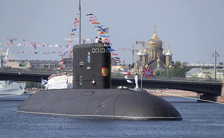 flota 6 Putin anunta o superflota marina