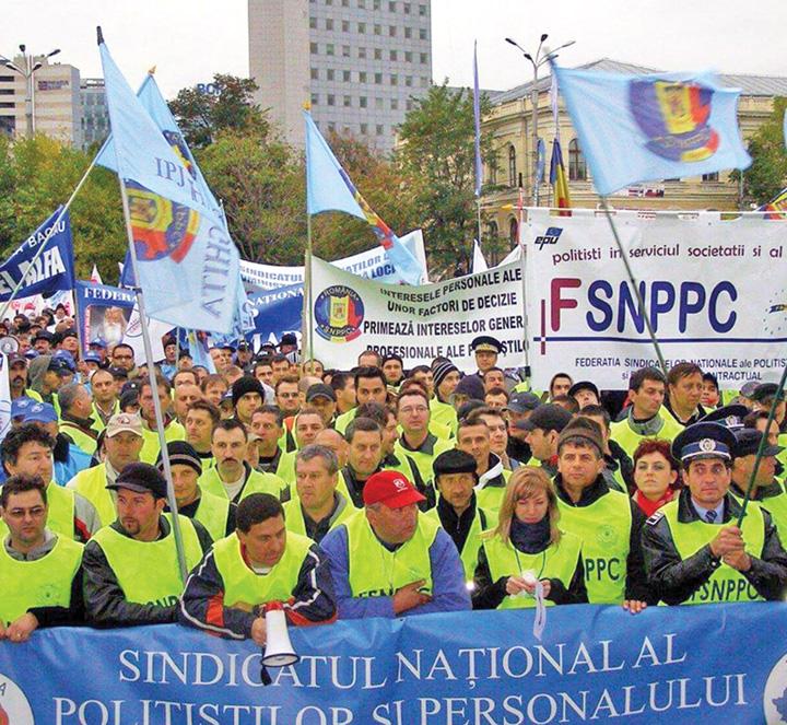 fondprotest Patronii Politiei Romane!