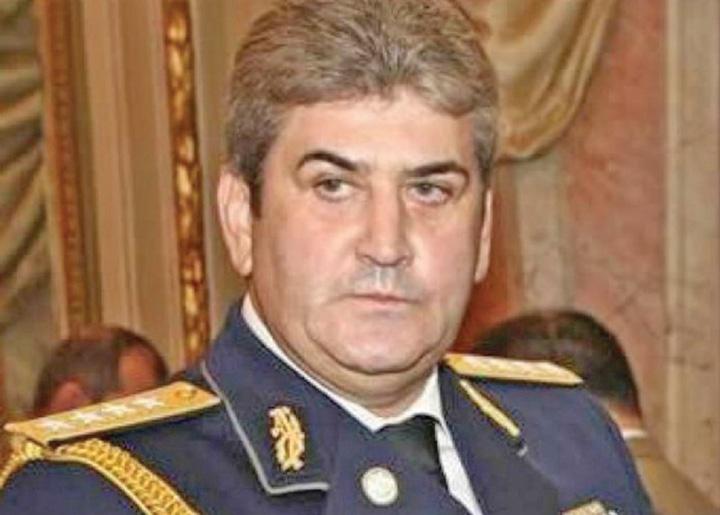 generalul oprea Izmenele interesului national