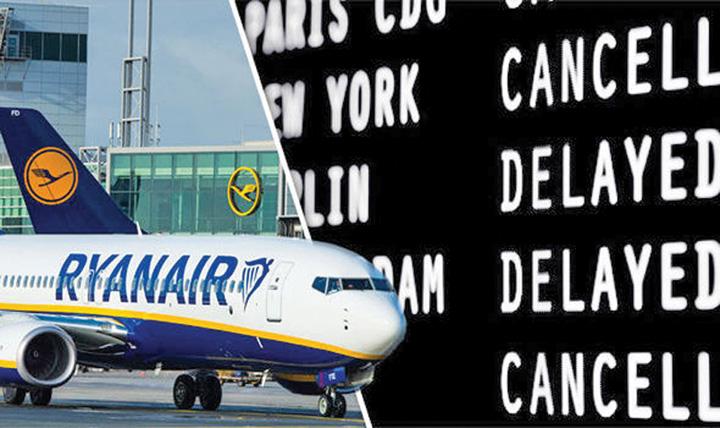 greva ryanair Ryanair da peste cap vacantele
