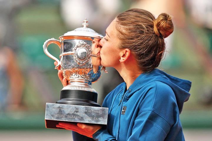 halep Halep si Nadal, liderii tenisului mondial