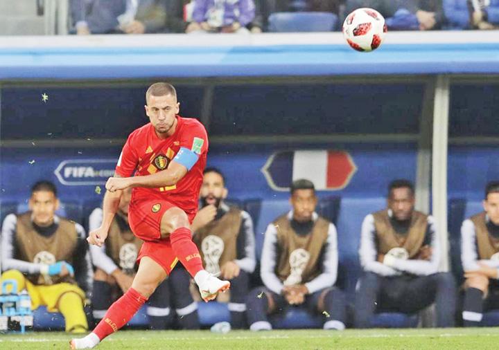 hazard Belgia merita mai mult