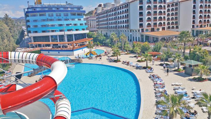 """hotel mare Hotelurile """"muslim friendly"""", asul turismului turcesc"""