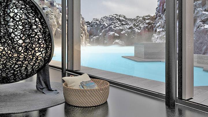 hotel Camere secrete in hotelurile VIP de VIP