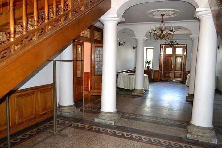 interior palat 5 720x481 Ghica Tei, palatul primului domn de după fanarioți (II)