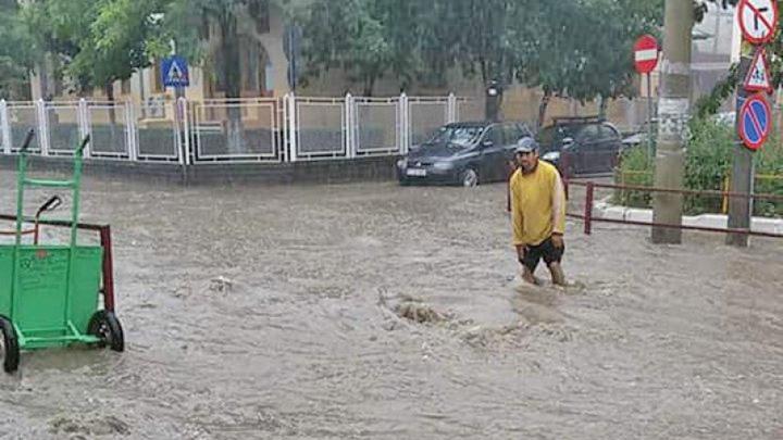 inundatii 1 Patru persoane ucise de viituri