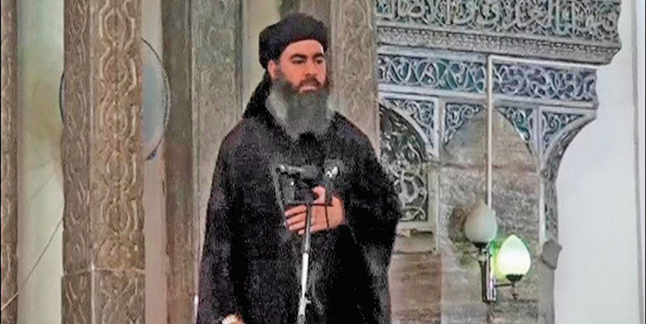 isis mare Fiului sefului ISIS, ucis de rusi