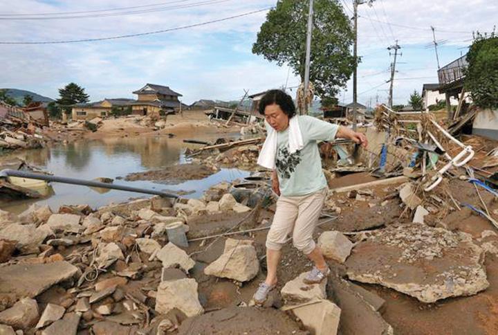 japonia 4 Alerta mondiala: vremea face sute de victime
