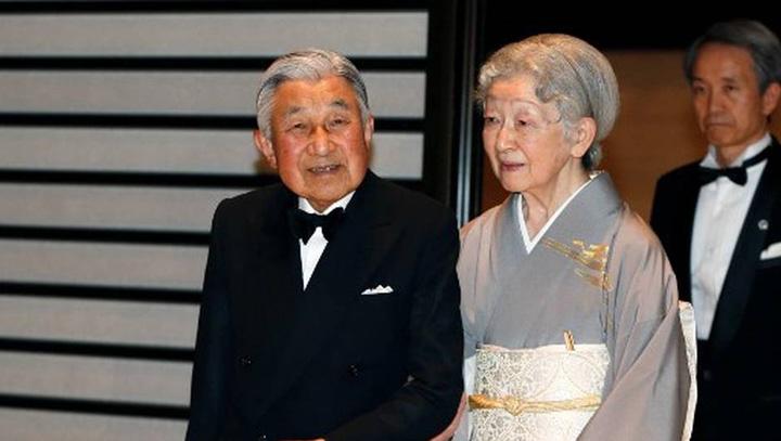 japonia Imparatul  are anemie cerebrala