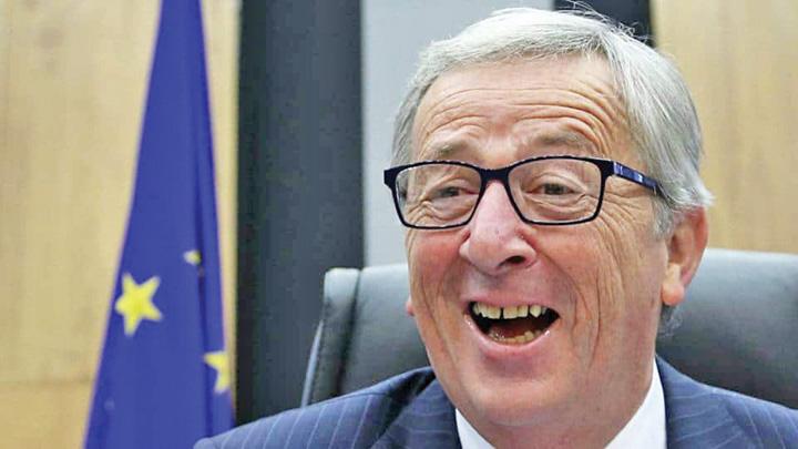 jean cluade juncker Despre cum ne ia UE la palme