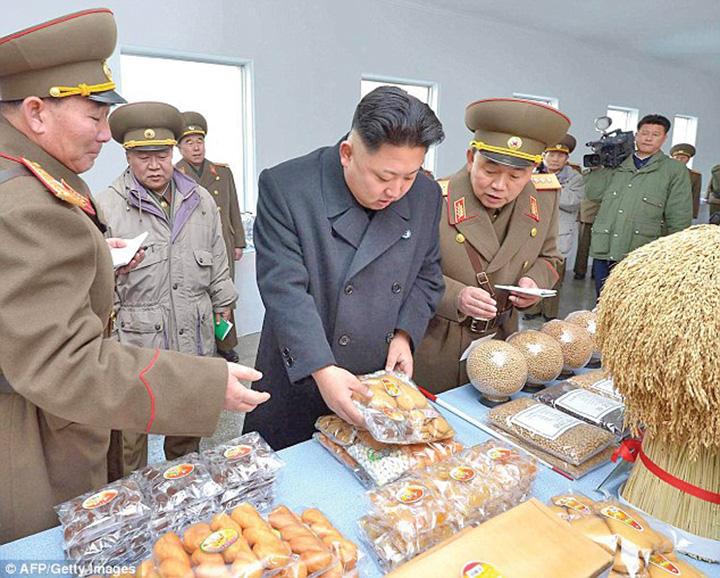 kim medalion 1 Retard de crestere pentru copiii lui Kim