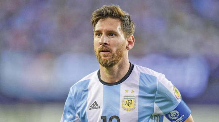 lionel messi breaks argentina goal record video Argentina nu poate fara Messi