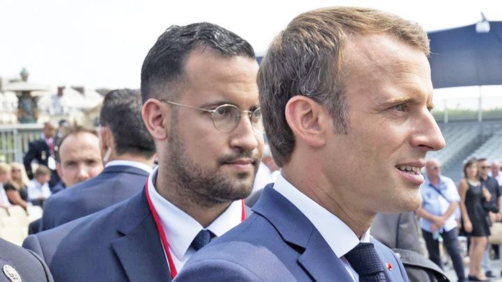 macron Macron se duce n cap