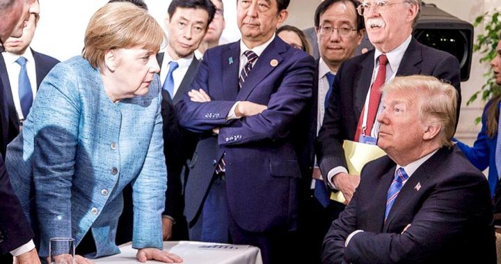 merkel Merkel catre Trump: Totul pana la masini