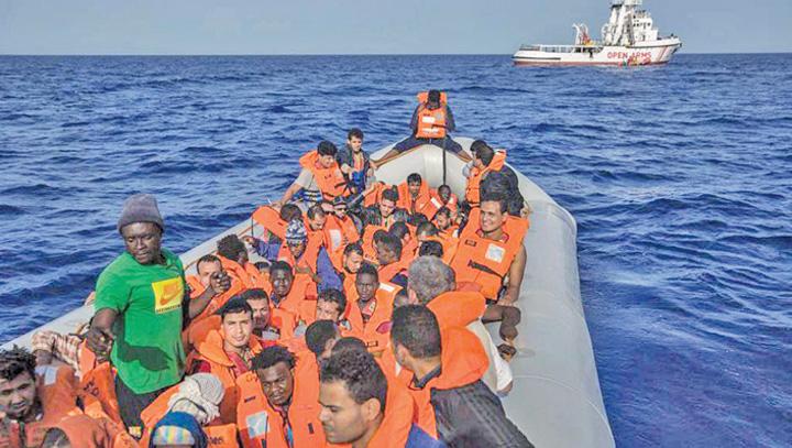 migranti Europa nu este pescar de migranti
