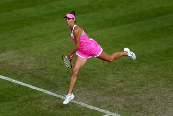 mihaela 720x481 Wimbledon 2018. Buzarnescu, Cirstea si Dulgheru joaca azi in turul 2. Halep are meci joi