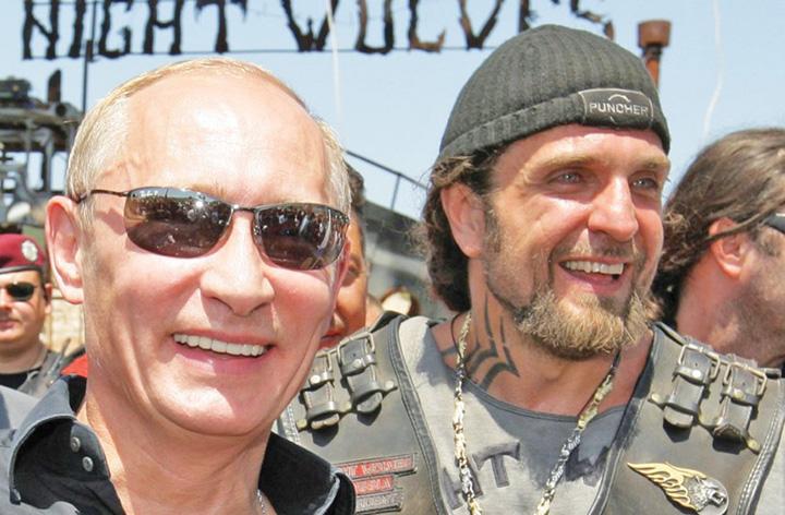 moto 1 Motociclistii lui Putin intra in NATO