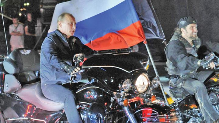 moto 4 Motociclistii lui Putin intra in NATO