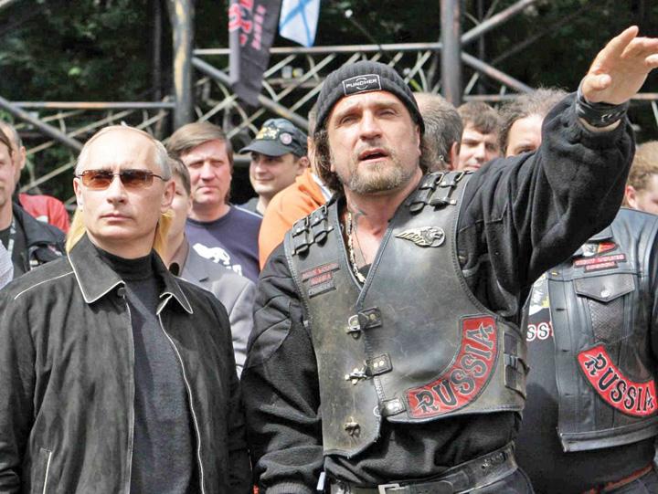 moto 5 Motociclistii lui Putin intra in NATO