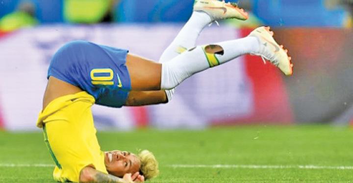 neymar 1 2 Neymar recunoaste ca e circar