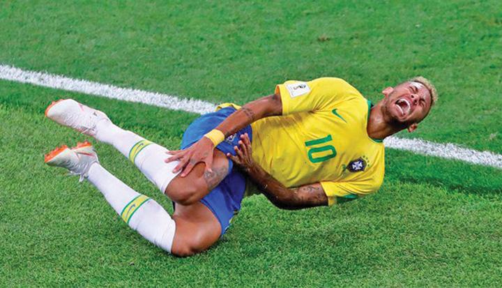 neymar 1 Neymar face circ si nu i pasa
