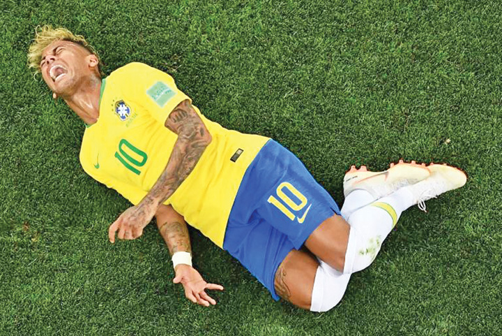 neymar 5 Neymar recunoaste ca e circar