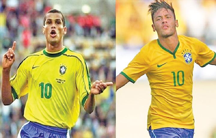neymar Rivaldo ii da sfaturi lui  Neymar