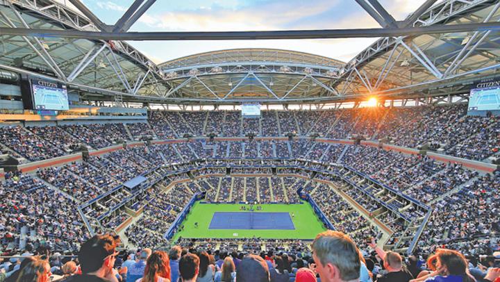 open US Open ofera cele mai mari premii din istoria tenisului