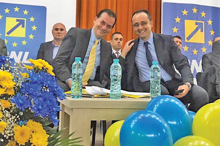 orban busoi Partidul sustinator face implozie
