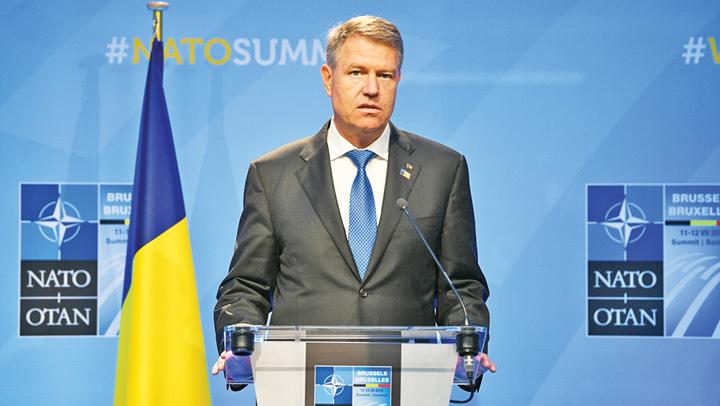original summit nato   11 iul 2018 301 Iohannis, mai toxic decat Basescu