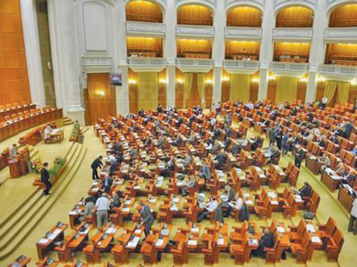 parlament Americanii pun bocancul pe grumazul Romaniei