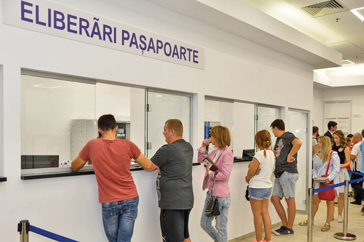 pasap Program prelungit la Pasapoarte